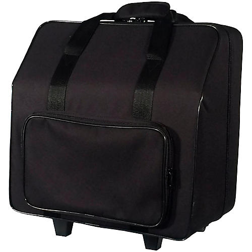 SofiaMari NAC-3112 Trolly Accordion Case with Telescopic Handle-thumbnail