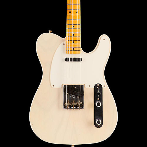 Fender Custom Shop NAMM Custom Built '55 Journeyman Relic Telecaster Electric Guitar, Maple