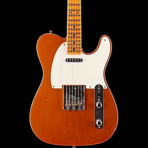 Fender Custom Shop NAMM Custom Built '55 Journeyman Relic Telecaster Electric Guitar, Maple-thumbnail