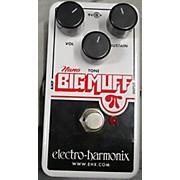 Electro-Harmonix NANO BIG MUFF PI Effect Pedal