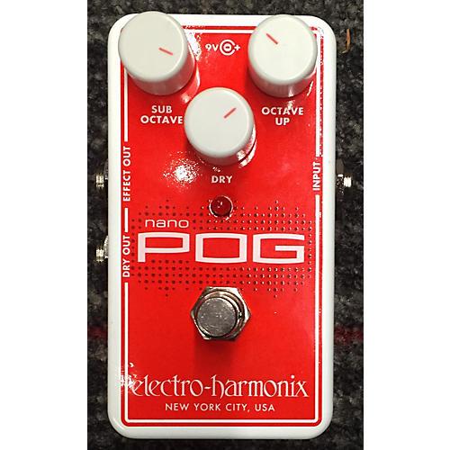 Electro-Harmonix NANO POG Effect Pedal-thumbnail