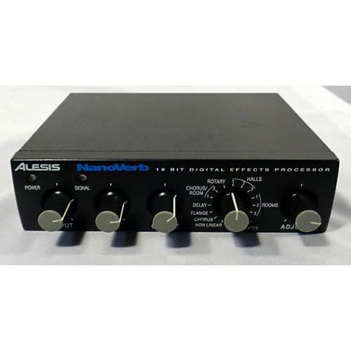 Alesis NANOVERB Effects Processor