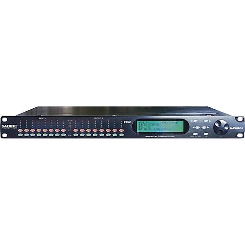 Sabine NAV8800 Navigator System Processor
