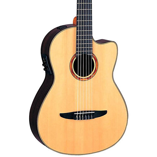 Yamaha NCX1200R Acoustic-Electric Classical Guitar-thumbnail