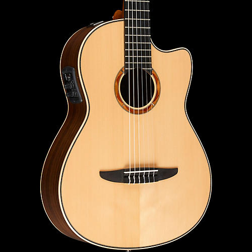 yamaha ncx2000 acoustic electric classical guitar natural guitar center. Black Bedroom Furniture Sets. Home Design Ideas