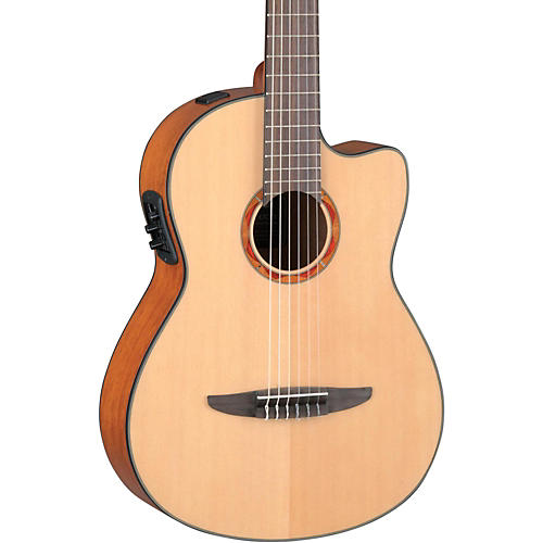 Yamaha NCX700 Acoustic-Electric Classical Guitar