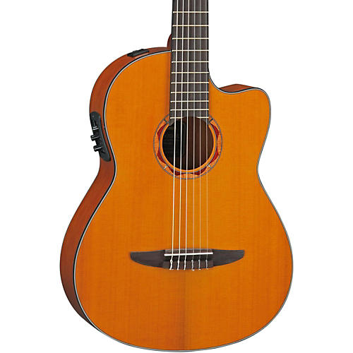 Yamaha NCX700C Classical Acoustic-Electric Guitar