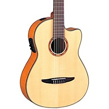 NCX900 Acoustic-Electric Classical Guitar Flamed Maple