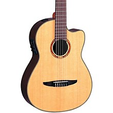 NCX900 Acoustic-Electric Classical Guitar Natural