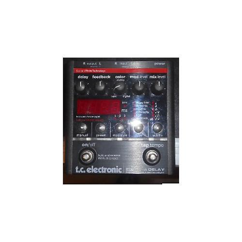 TC Electronic ND1 Nova Delay Black Effect Pedal-thumbnail