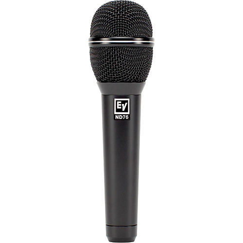 Electro-Voice ND76 Dynamic Cardioid Vocal Microphone-thumbnail