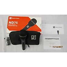 Electro-Voice ND76 Dynamic Microphone