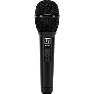 Electro-Voice ND76S Dynamic Cardioid Vocal Microphone with On/Off Switch by Electro Voice