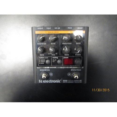 TC Electronic NDR1 Nova Drive Effect Pedal-thumbnail