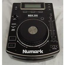 Numark NDX200 DJ Player