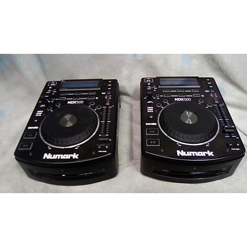 Numark NDX500 PAIR DJ Player-thumbnail