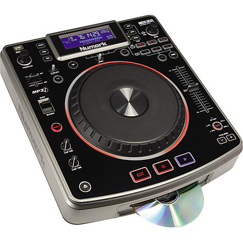 Numark NDX800 Professional MP3/CD/USB Player and Controller-thumbnail