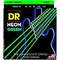 DR Strings NEON Hi-Def Green Bass SuperStrings Medium 5-String  Thumbnail