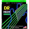 DR Strings NEON Hi-Def Green SuperStrings Heavy Electric Guitar Strings  Thumbnail