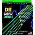 DR Strings NEON Hi-Def Green SuperStrings Medium Electric Guitar Strings  Thumbnail