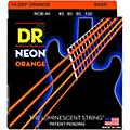 DR Strings NEON Hi-Def Orange Bass SuperStrings Light 4-String  Thumbnail