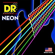 DR Strings NEON Multi-Color Sticker