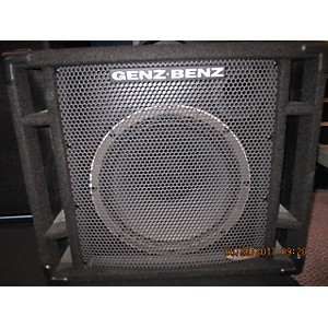 Pre-owned Genz Benz NEOX - 112T Bass Cabinet by Genz Benz
