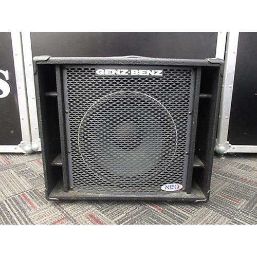 Genz Benz NEOX-112T Bass Cabinet-thumbnail