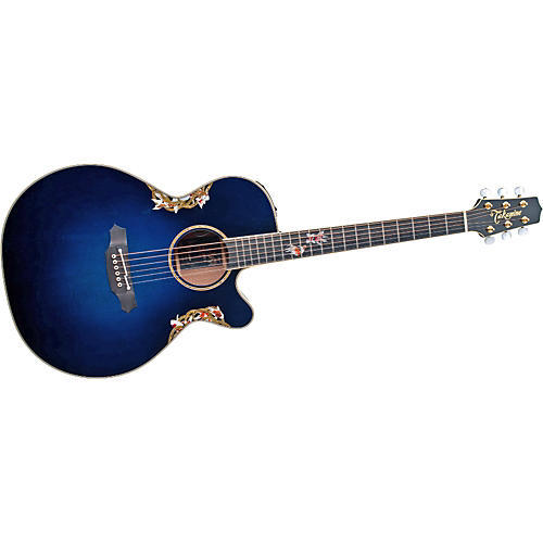 Takamine NEX Limited Edition Acoustic-Electric Guitar