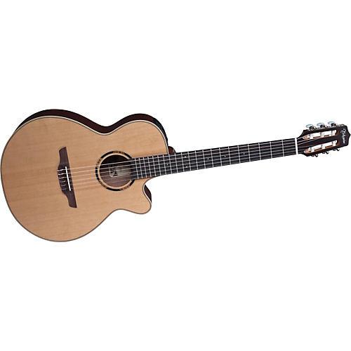 Takamine NEX Nylon ETN60C Acoustic-Electric Guitar-thumbnail