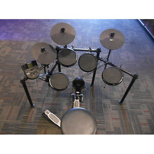 used alesis nitro electric drum set guitar center. Black Bedroom Furniture Sets. Home Design Ideas