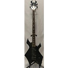 B.C. Rich NJ Deluxe Warlock Solid Body Electric Guitar