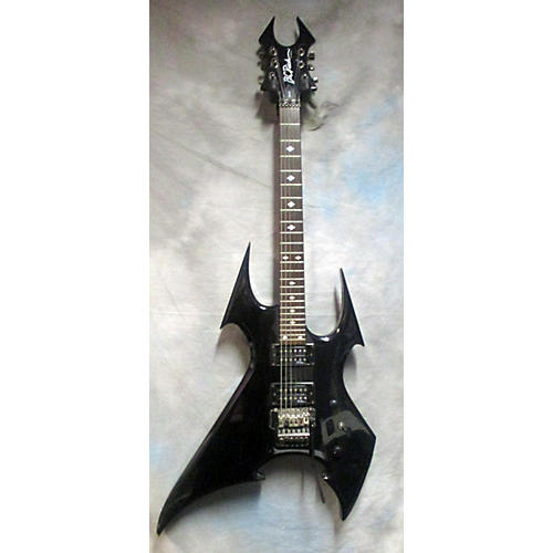 used b c rich nj series beast solid body electric guitar black guitar center. Black Bedroom Furniture Sets. Home Design Ideas