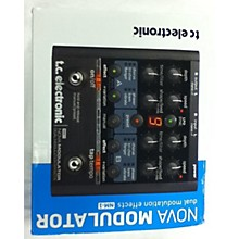TC Electronic NOVA MODULATOR Effect Processor