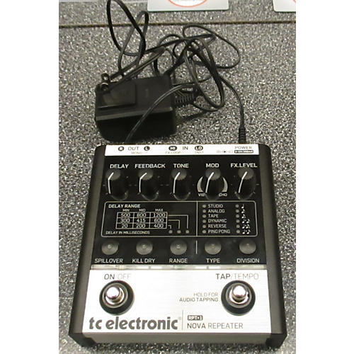 TC Electronic NOVA REPEATER Effect Pedal