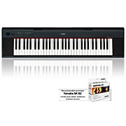 Yamaha NP11 61-Key Piaggero Digital Piano