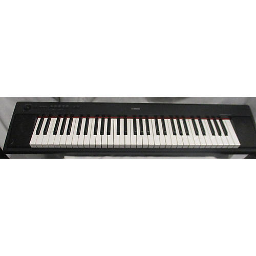 used yamaha np12 61 key portable keyboard guitar center. Black Bedroom Furniture Sets. Home Design Ideas