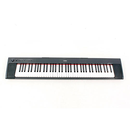 Yamaha NP31 76-Key Mid-Level Piaggero Ultra-Portable Digital Piano  888365318714