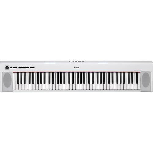 Yamaha NP32 76-Key Piaggero Portable Keyboard-thumbnail