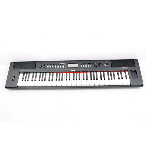 Yamaha NPv80 76-Key High-Level Piaggero Ultra-Portable Digital Piano  888365399614