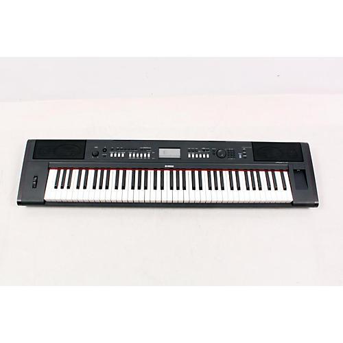 Yamaha NPv80 76-Key High-Level Piaggero Ultra-Portable Digital Piano