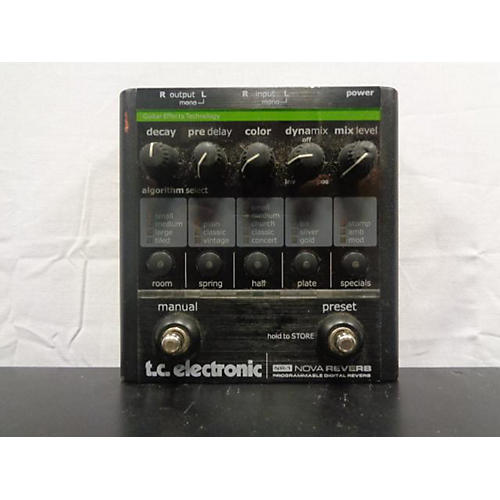TC Electronic NR1 Effect Pedal