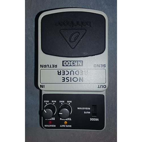 Behringer NR300 Noise Reduction Effect Pedal-thumbnail
