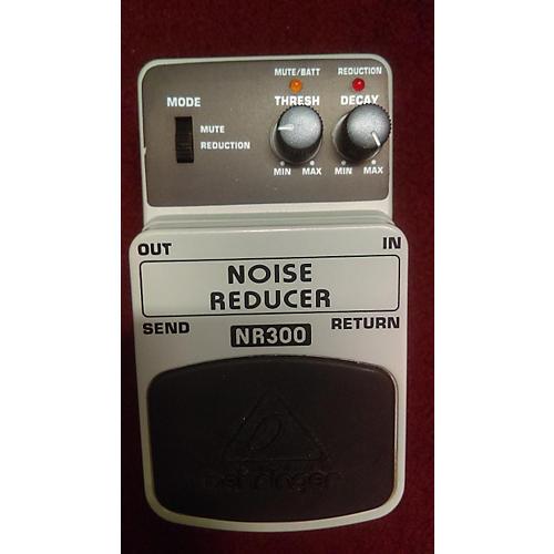 used behringer nr300 noise reduction effect pedal guitar center. Black Bedroom Furniture Sets. Home Design Ideas