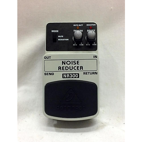 used behringer nr300 noise reduction effect pedal guitar center. Black Bedroom Furniture Sets. Home Design Ideas