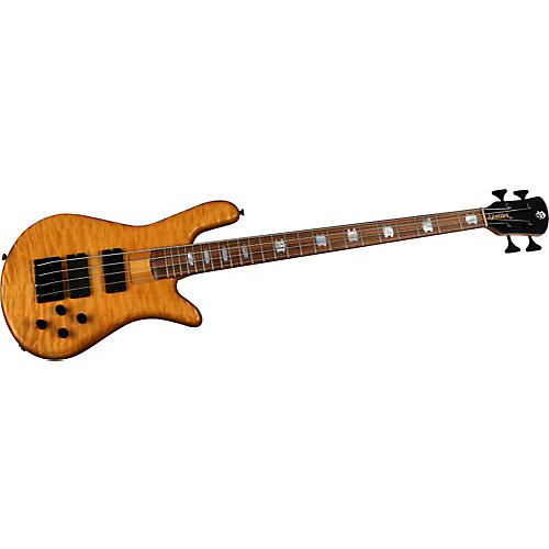 Spector NS-4H2-FM Quilted Maple Bass Guitar