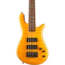 NS-5XL USA 5-String Bass Golden Stain Gold Hardware