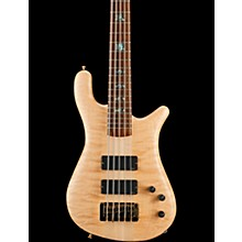 NS-5XL USA 5-String Bass Natural Oil Gold Hardware