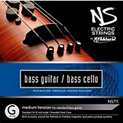 D'Addario NS Electric Bass Cello / Electric Bass G String