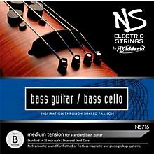 D'Addario NS Electric Bass Cello / Electric Bass Low B String